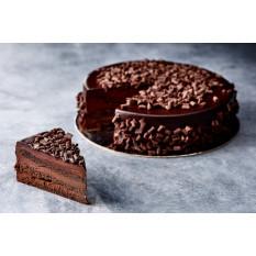 Pastel de chocolate y barro (8 pulgadas)