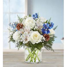 Deseos de invierno Bouquet ™ (Pequeño)