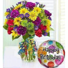 Es Tu Día Bouquet® feliz cumpleaños (pequeño)