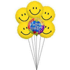 Sonrisas para B'día celebración