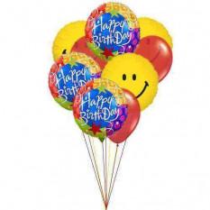 cumpleaños feliz colorido
