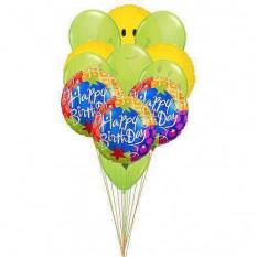 -Sana feliz cumpleaños