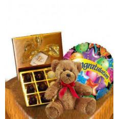 felicitación dulce