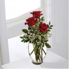 Pareja De Rosas (Estándar)