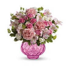 Simply Pink Bouquet (Estándar)