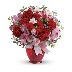 Giftblooms Blissfully Yours Bouquet (Pequeño)