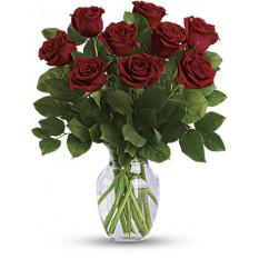 Bouquet Romántico Clásico (Pequeño)