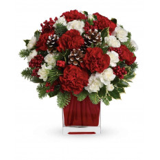 Make Merry by Giftblooms (Medium)