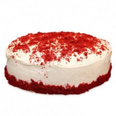 1 Kg de torta de terciopelo rojo