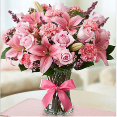 floración de la flor para ti