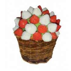 Snow White - Arreglo con sabor a fruta