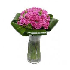 Ramo de 24 Rosas Lilas