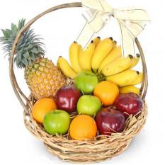 amantes de la fruta