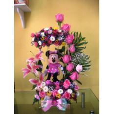 Swing floral (N-11)