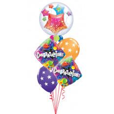 Felicitaciones Big Stars Bouquet