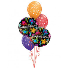Shooting Stars Felicitaciones Bouquet
