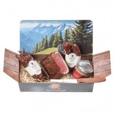 Bergwild Heimatland Christmas Sausage Caja de regalo