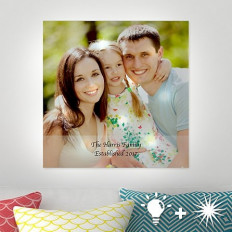 TwinkleBright LED Photo Canvas