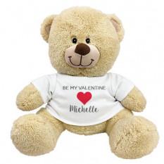 Peluche personalizado Be My Valentine