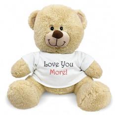 Te amo mas oso de peluche