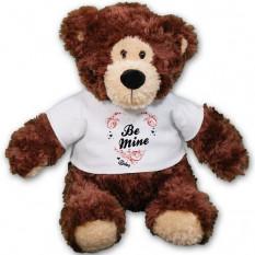 Personalizado Be Mine Teddy Bear - 11 pulgadas