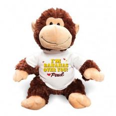 Bananos personalizados sobre ti Chimpancé - 12 pulgadas