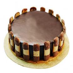 Pastel de chocolate crujiente 1 kg
