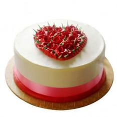 Deseable Rose Cake 1 kg Vainilla