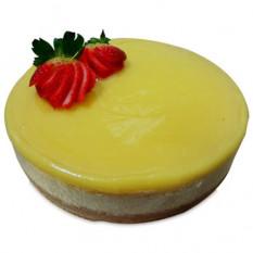 Pastel de queso especial delicioso de limón 1 kg