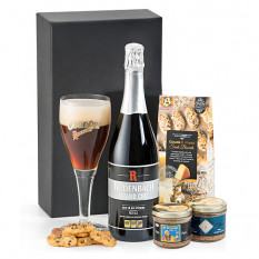 Rodenbach Grand Cru, Patac y galletas