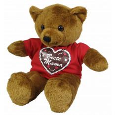 """Teddy Bear """"Mejor mamá"""""""