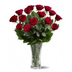 15 rosas, 15 años (15 rosas envueltas en papel)