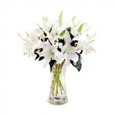 Lirios Star Bouquet (4 Liliesus)