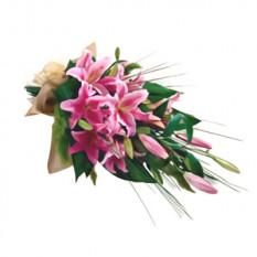 ¡Oferta exótica de Lilium! (3 Lily Stemsus)