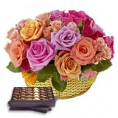 Fiesta de las Rosas (12 Rosas)