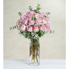 24 rosas lilas - Candy Love