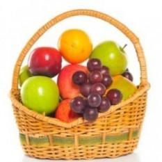 Cesta de fruta - 1