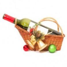 Canasta de vino