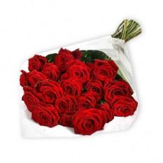 Bouquet de dos docenas de rosas