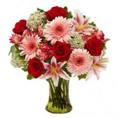 Flor romance
