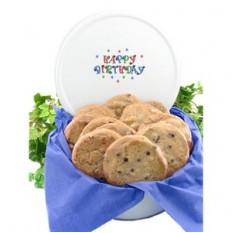 Cumpleaños Gourmet Tin (1 Docena)
