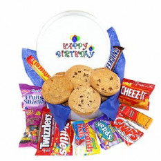 Cumpleaños Goodie Tin (1 docena)