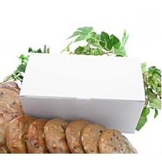 Caja de regalo de galletas gourmet (media docena)