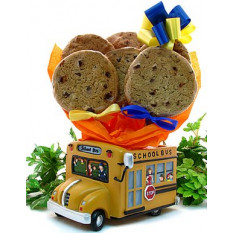 Ramo de autobús escolar (1 docena)