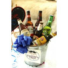 Saludos y cerveza