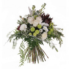 Winter flower bouquet (Medium)