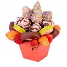 Fresas AL amigos de chocolate para - FCH032