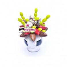 Fresas al del chocolate - FCH037