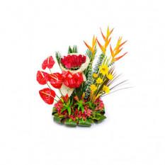 Arreglo floral para decir te amo-3
