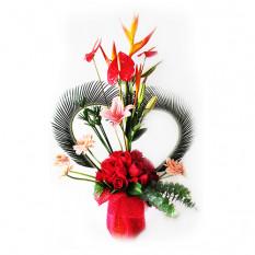 Flores para mi novia